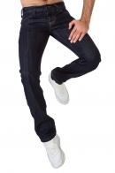 Модные мужские джинсы с карманами.
