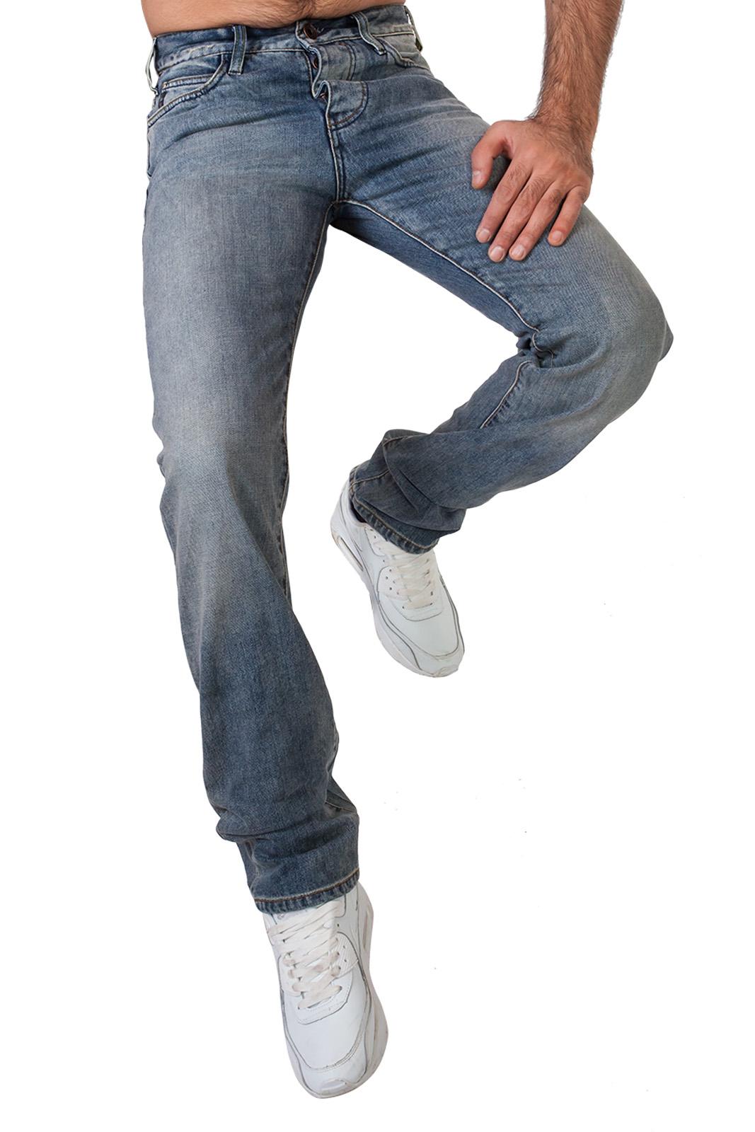 Большой выбор мужских джинсов всех цветов и фасонов – только чистые бренды!