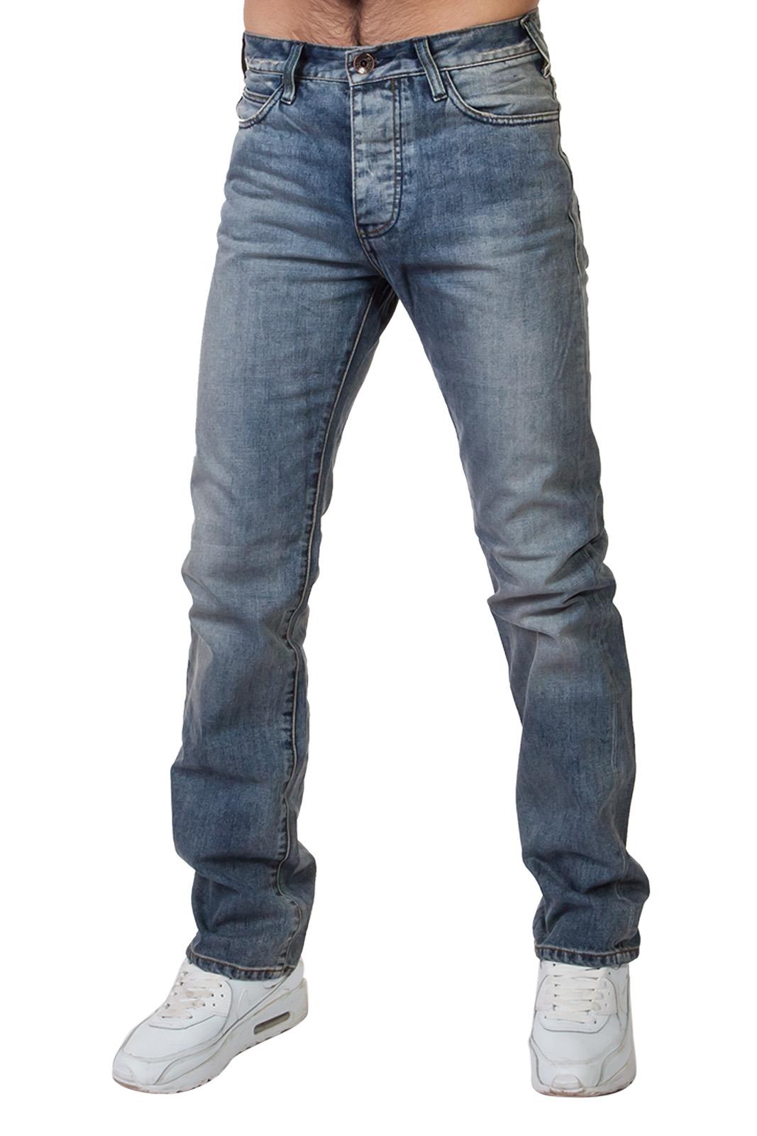 Классические мужские джинсы