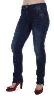Женские классические джинсы от модного бренда L.M.V.
