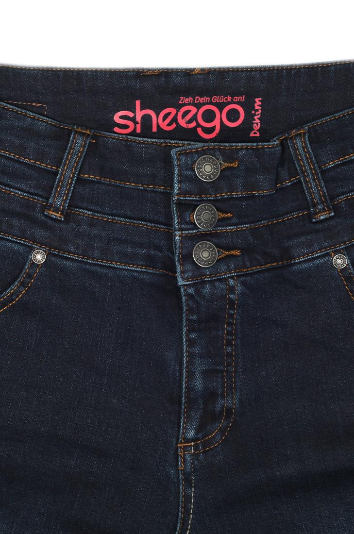 Джинсы от немецкого бренда Sheego®. Есть размеры для красавиц любых форм!