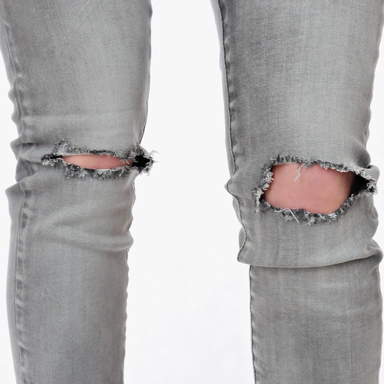 Джинсы с эротичными дырками на коленях от бренда Vila®