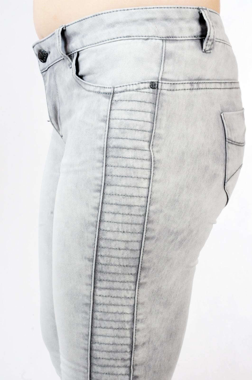 Джинсы свежего дизайна для девушек из коллекции лето-2017 от LPD®