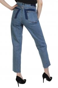 Женские джинсы свободного кроя