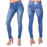 Женские джинсы ультра скинни от Wallflower.