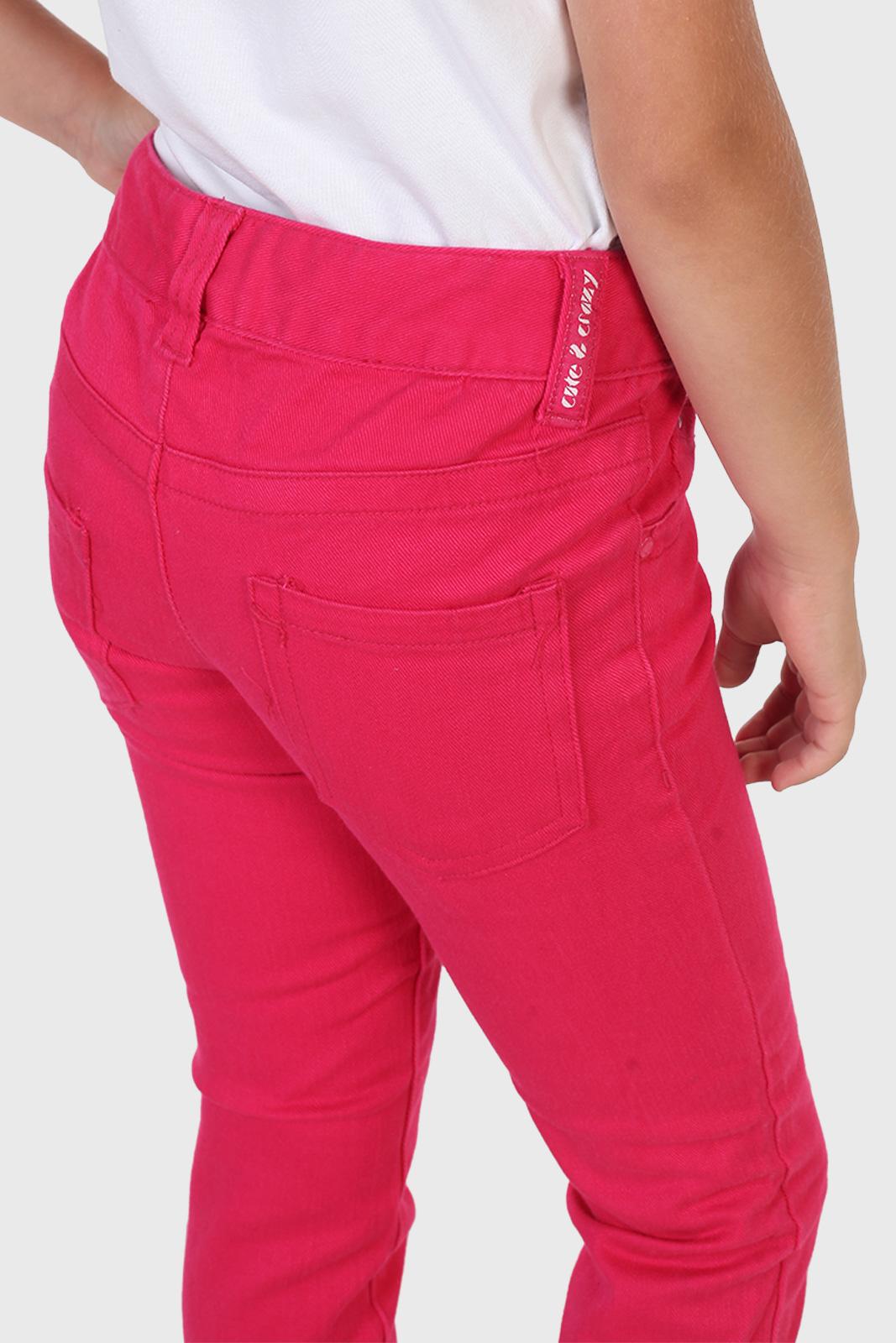Яркие джинсы для девочки от ТМ Yigga