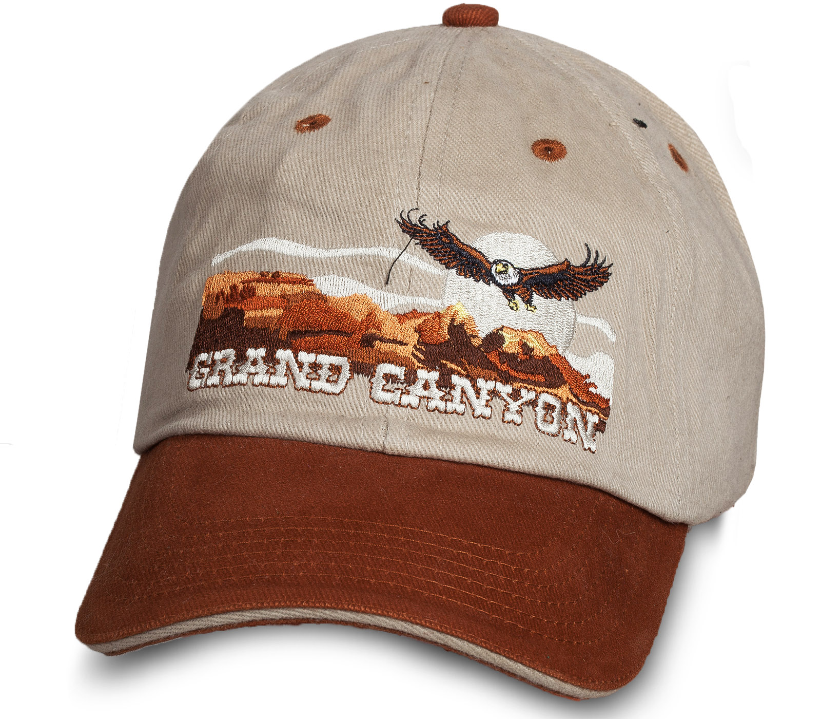 Эффектная бейсболка Grand Canyon.