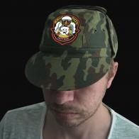 "Эффектная мужская кепка ""Спутник. Морская пехота"""