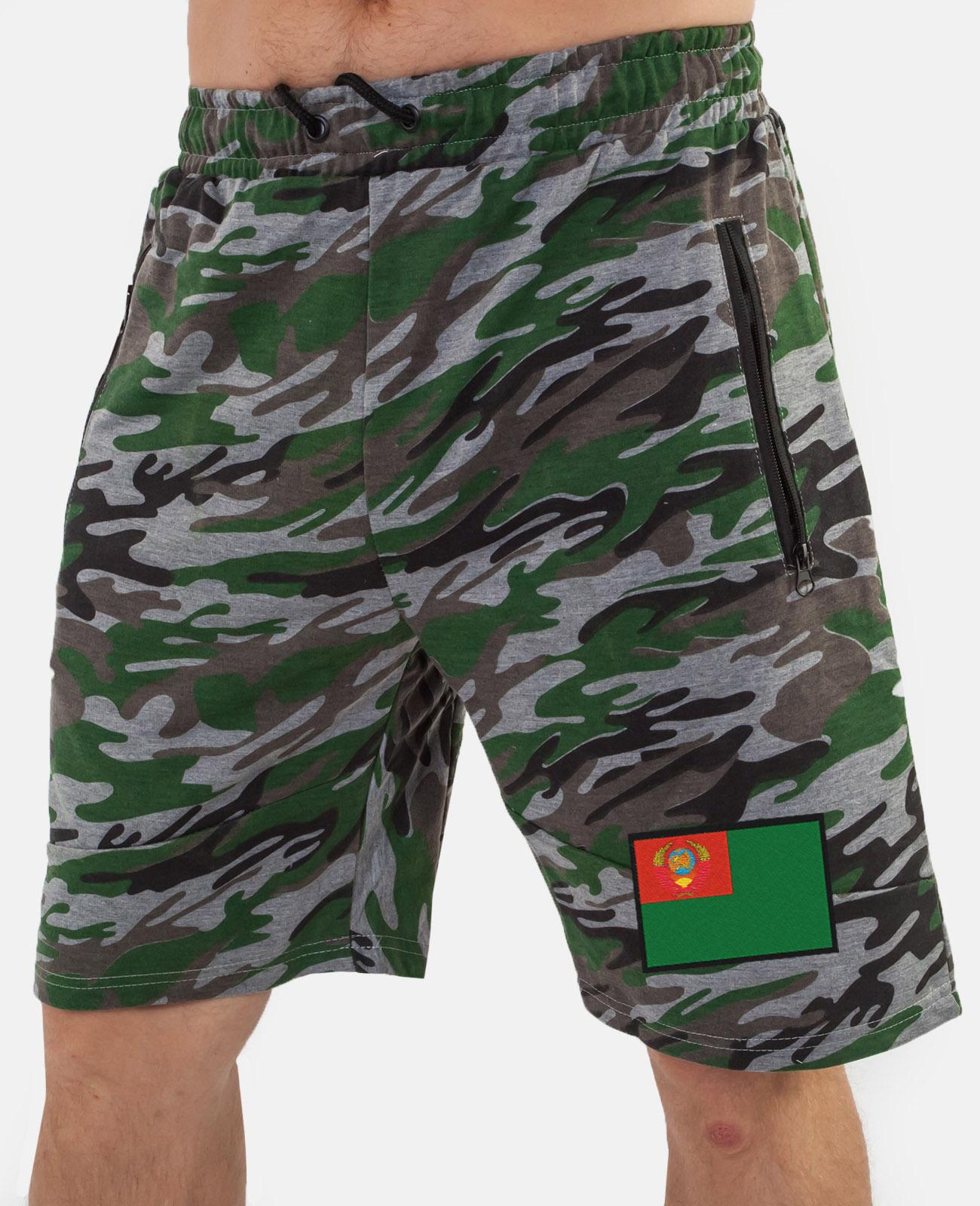 Армейские шорты недорого онлайн