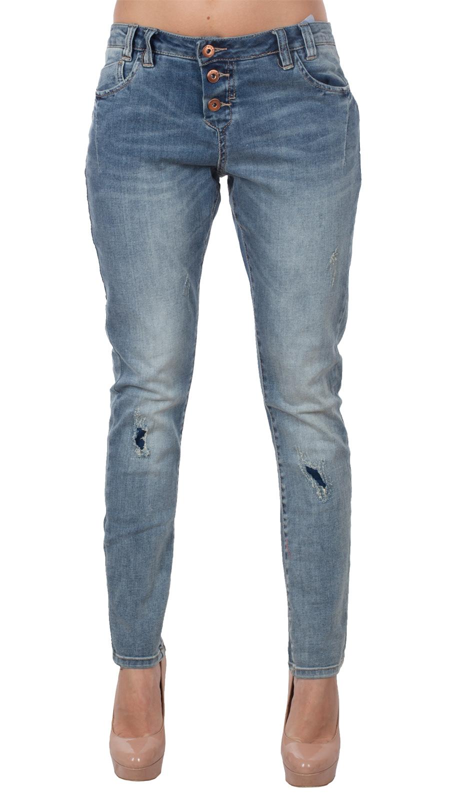 Купить эффектные женские джинсы бренда Vila молодежная модная модель по стандартной цене