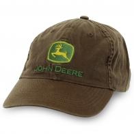 Эксклюзивная бейсболка John Deere. Практичная модель из 100% хлопка