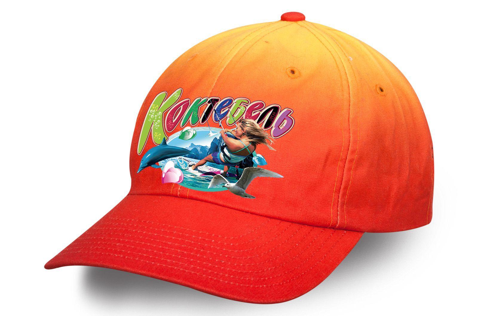Эксклюзивная кепка для пляжного отдыха в Коктебеле - купить по лучшей цене