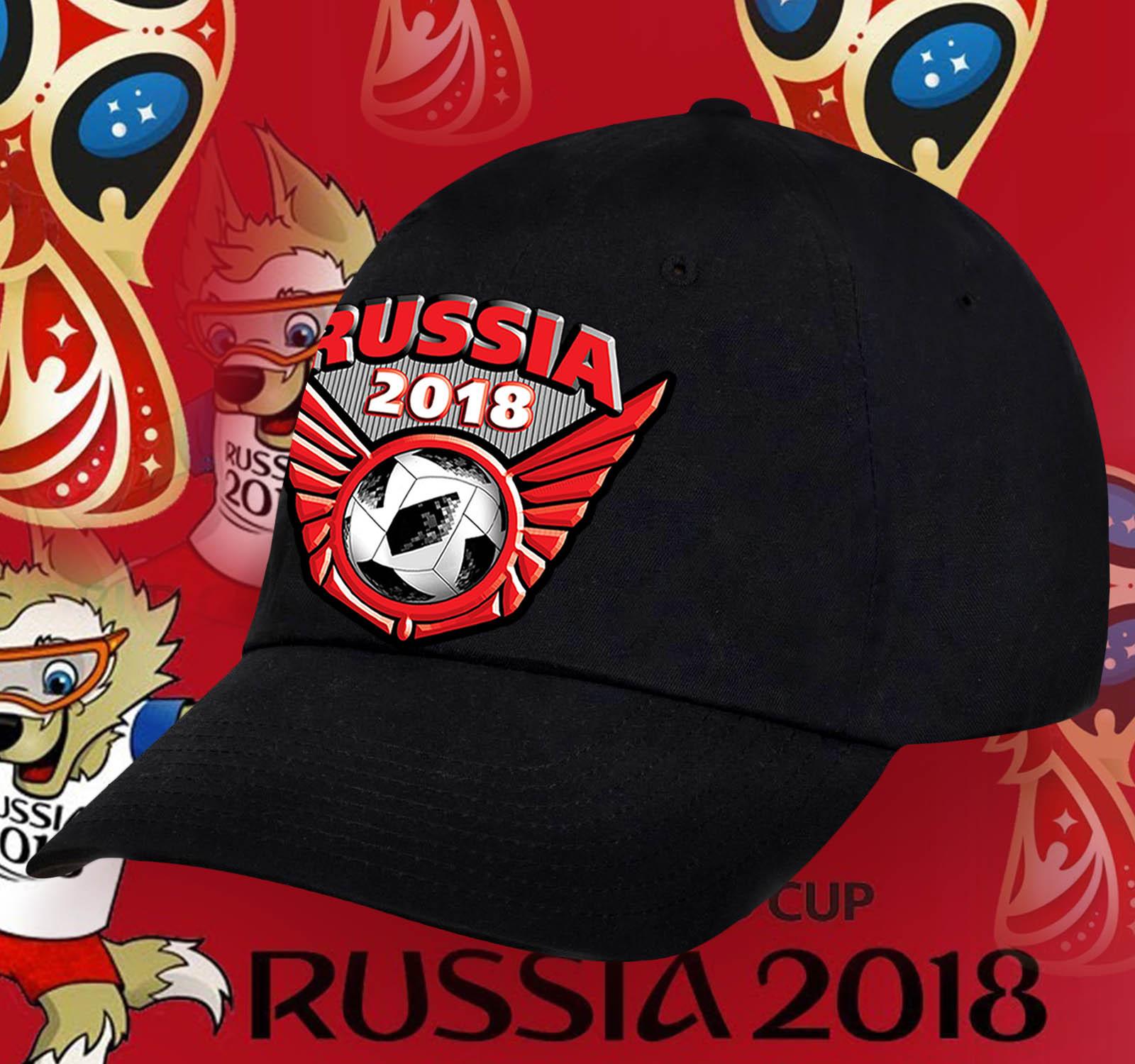 Эксклюзивная кепка Russia.