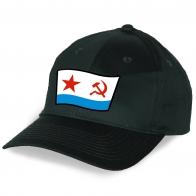Эксклюзивная кепка с принтом ВМФ СССР - купить выгодно