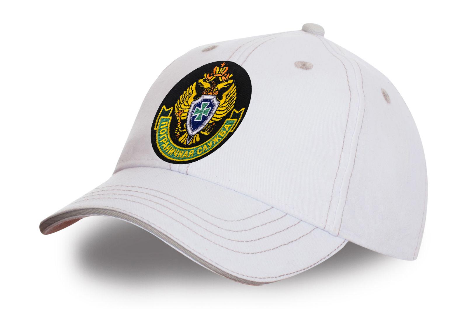 Эксклюзивная кепка сотруднику Пограничной службы