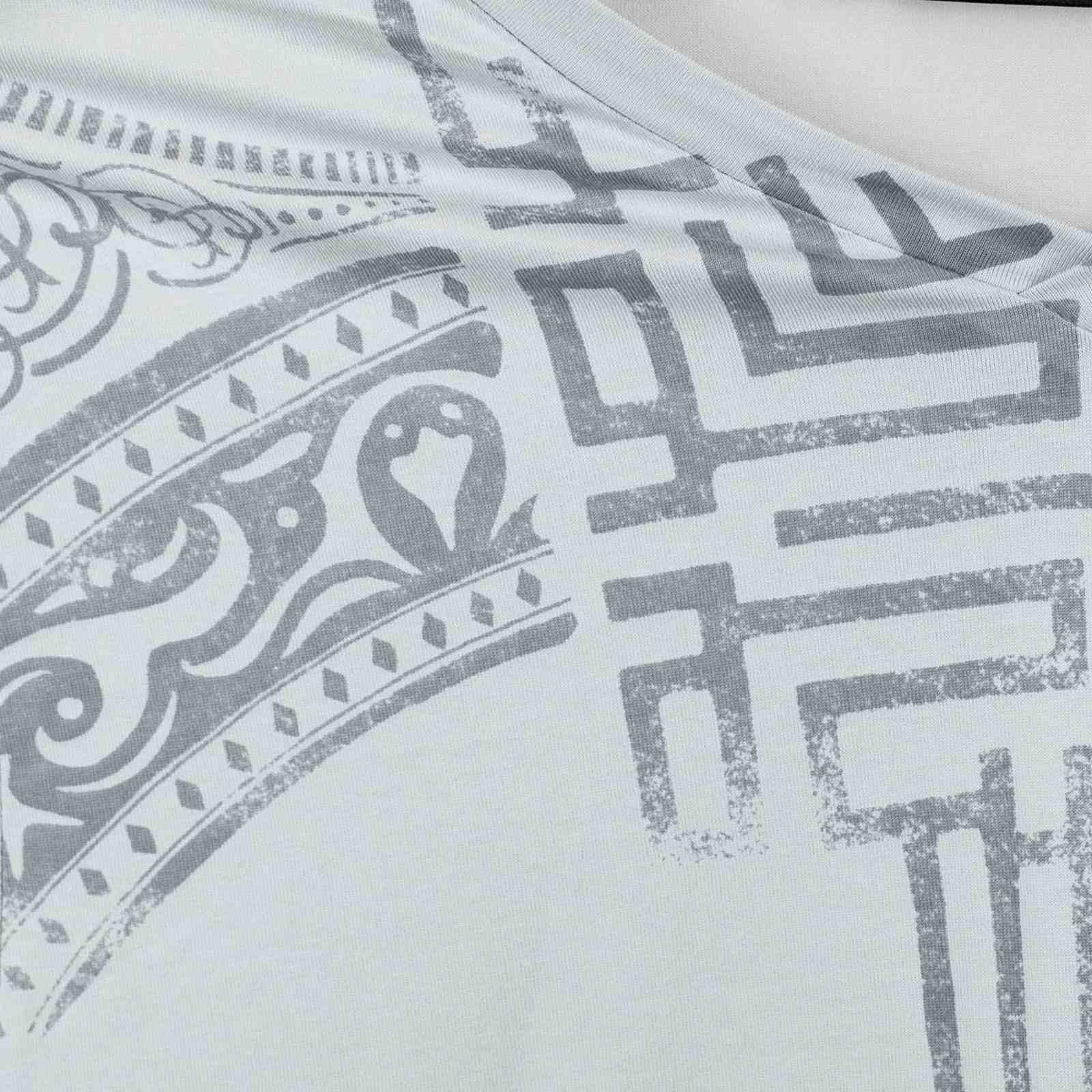 Эксклюзивная мужская футболка из Италии от Murano-принт