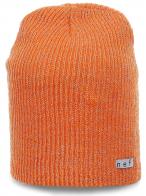 Эксклюзивная шапка Neff для модных девушек. Теплая модель сочного цвета. Заказывайте!