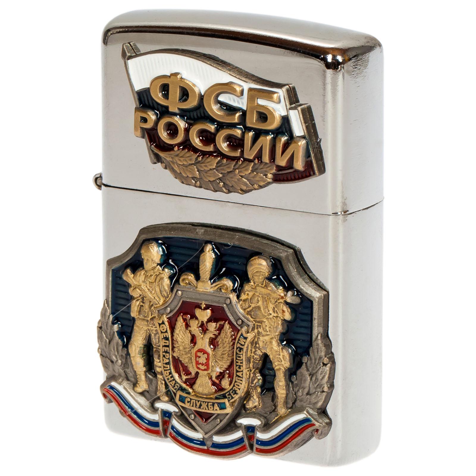 """Эксклюзивная зажигалка """"ФСБ России"""""""