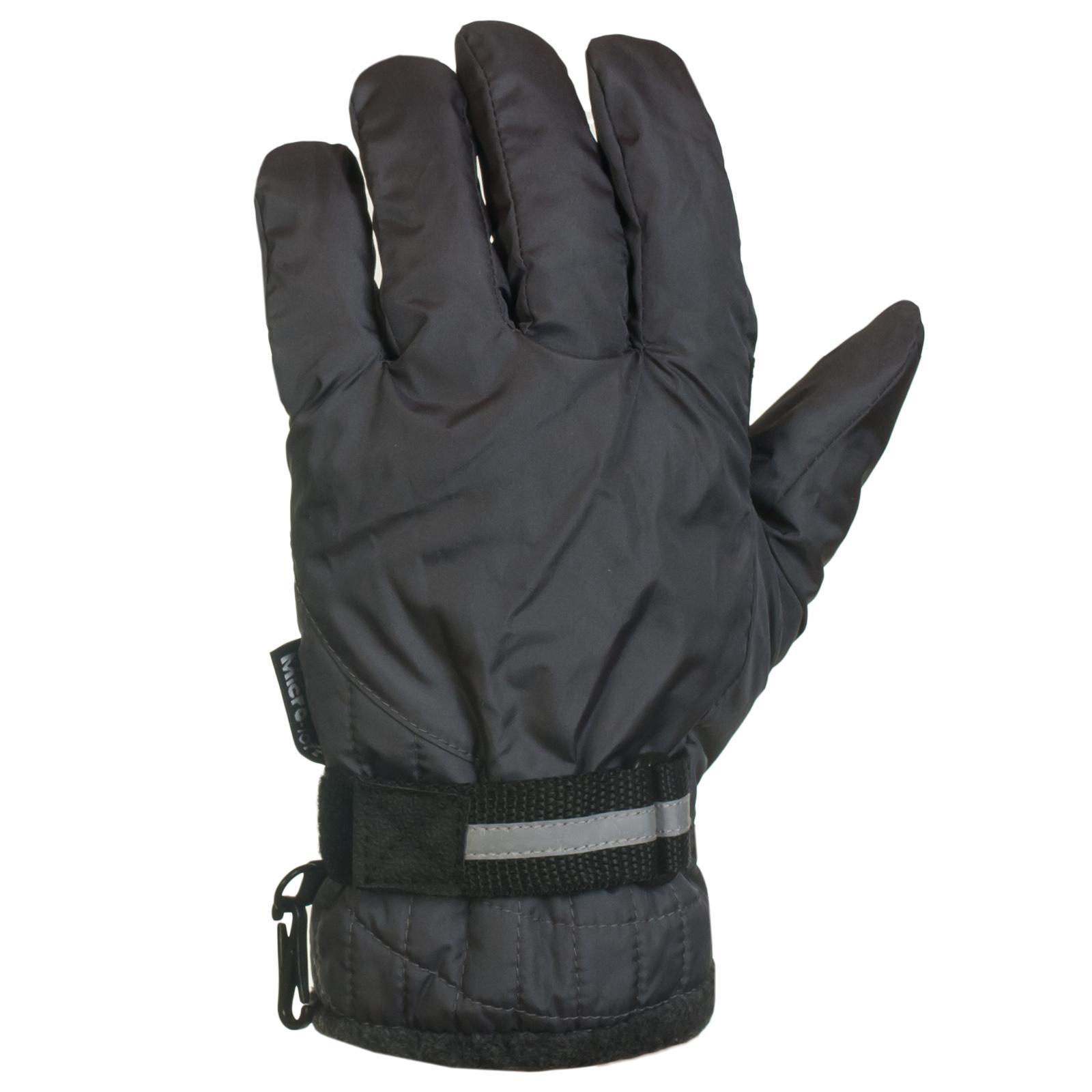 Эксклюзивные перчатки с фиксатором на запястье