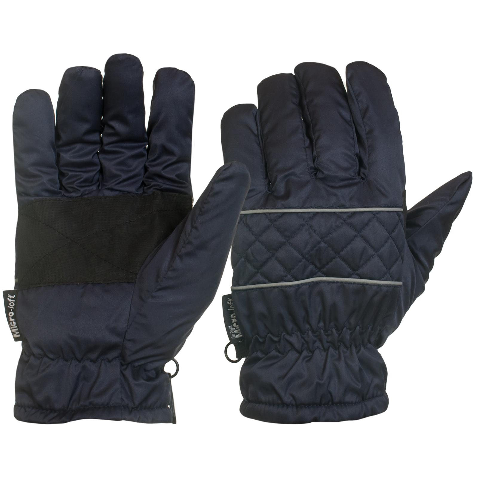 Эксклюзивные перчатки синего цвета