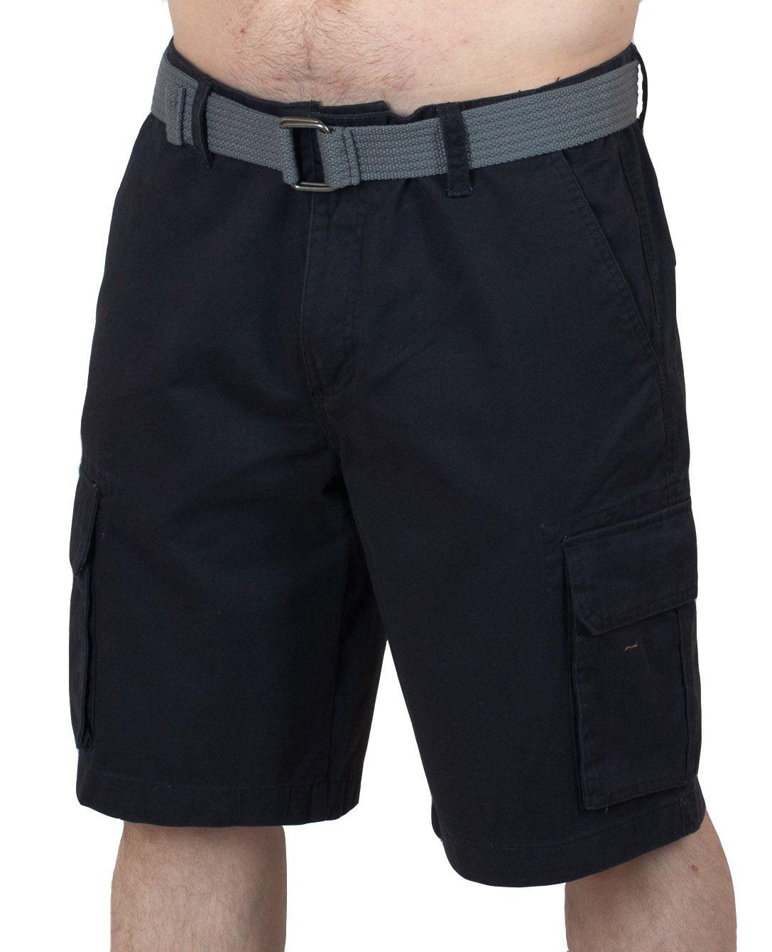 Эксклюзивные шорты карго Weatherproof - вид спереди