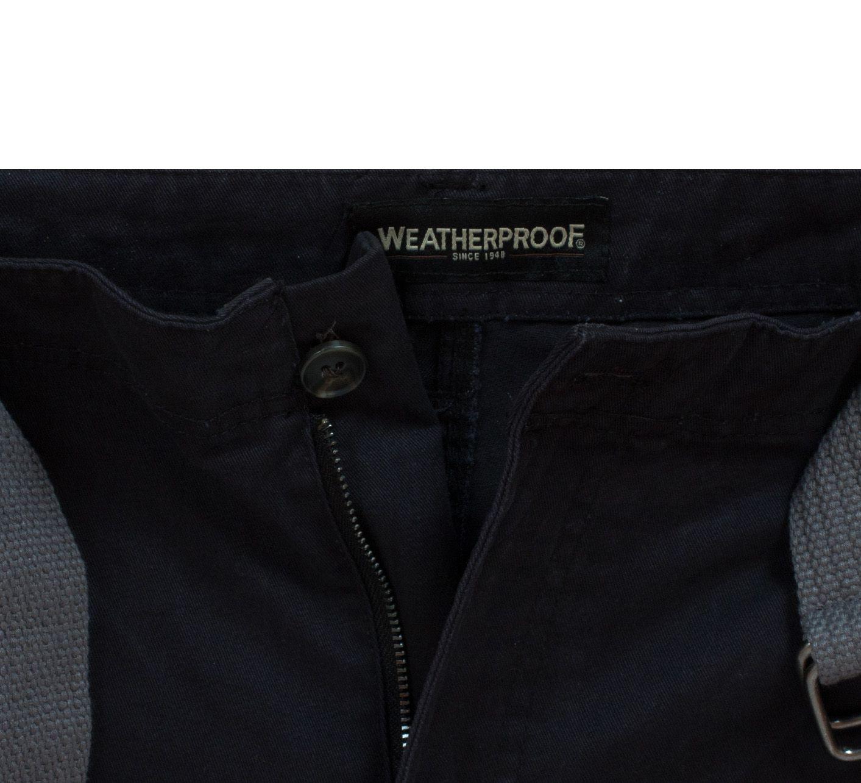 Эксклюзивные шорты карго Weatherproof - общий вид