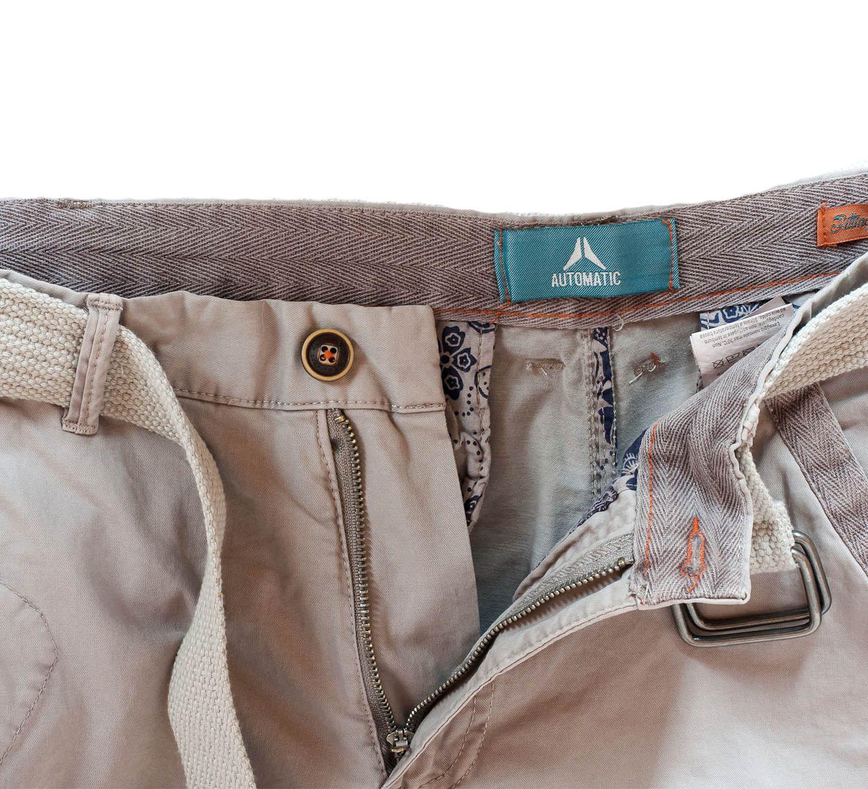 Эксклюзивные светлые шорты карго - ярлык