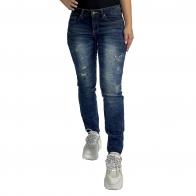 Эксклюзивные женские джинсы стрейч от дизайнеров Laura Scott®