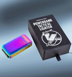 Эксклюзивный тактический Powerbank-зажигалка 5Wh 3.7V для телефонов