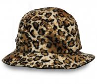 Экзотическая панама леопардового цвета