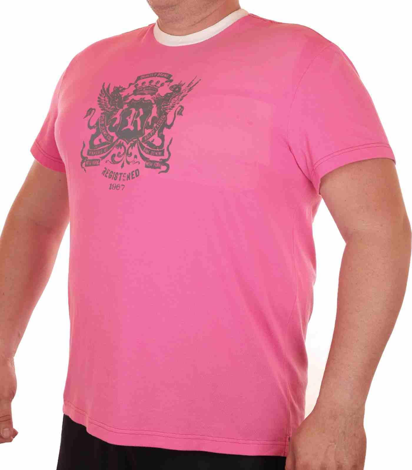 Элегантная футболка от модного американского бренда Ralph Lauren-главная