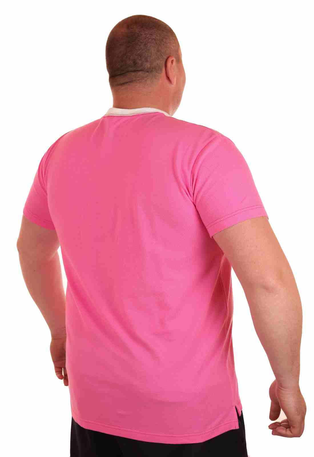 Элегантная футболка от модного американского бренда Ralph Lauren-сзади