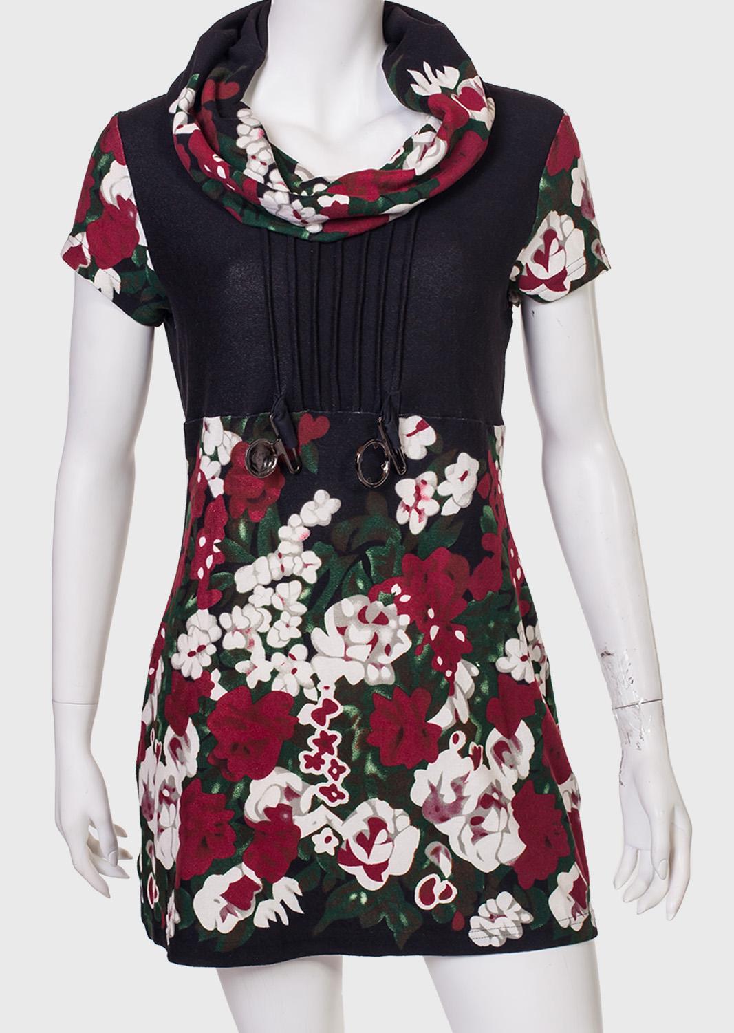 Купить элегантное платье с оригинальной отделкой от LE GRENIER