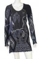 Купить элегантное платье с оригинальным рисунком от Z&L