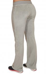 Элегантный домашний комтюм от She (Италия) - брюки сзади