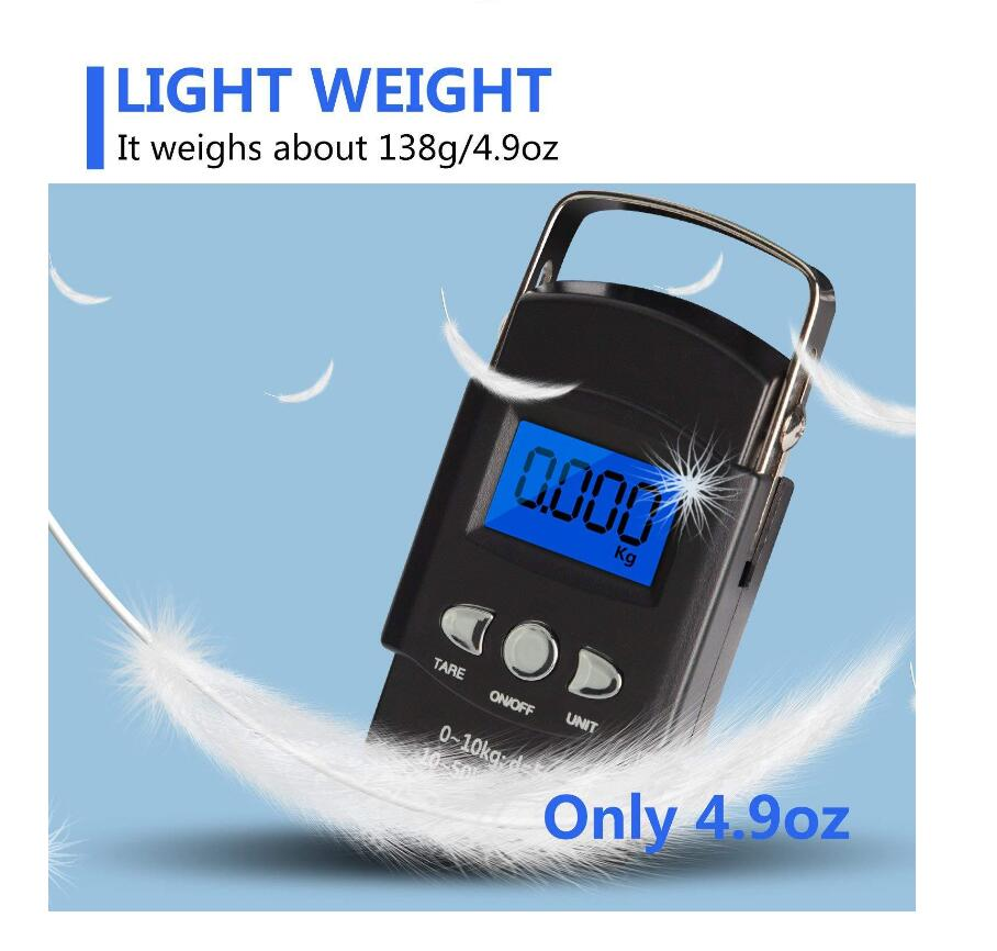 Электронные весы до 50 кг. с измерительной рулеткой