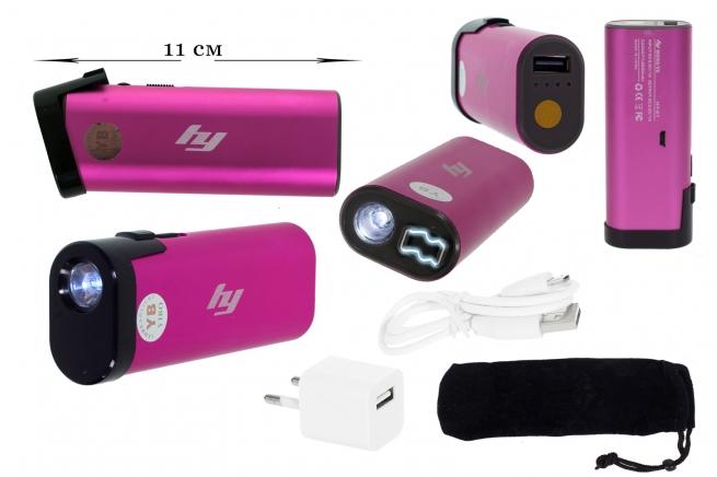 Электрошокер HY фиолетовый (№2)