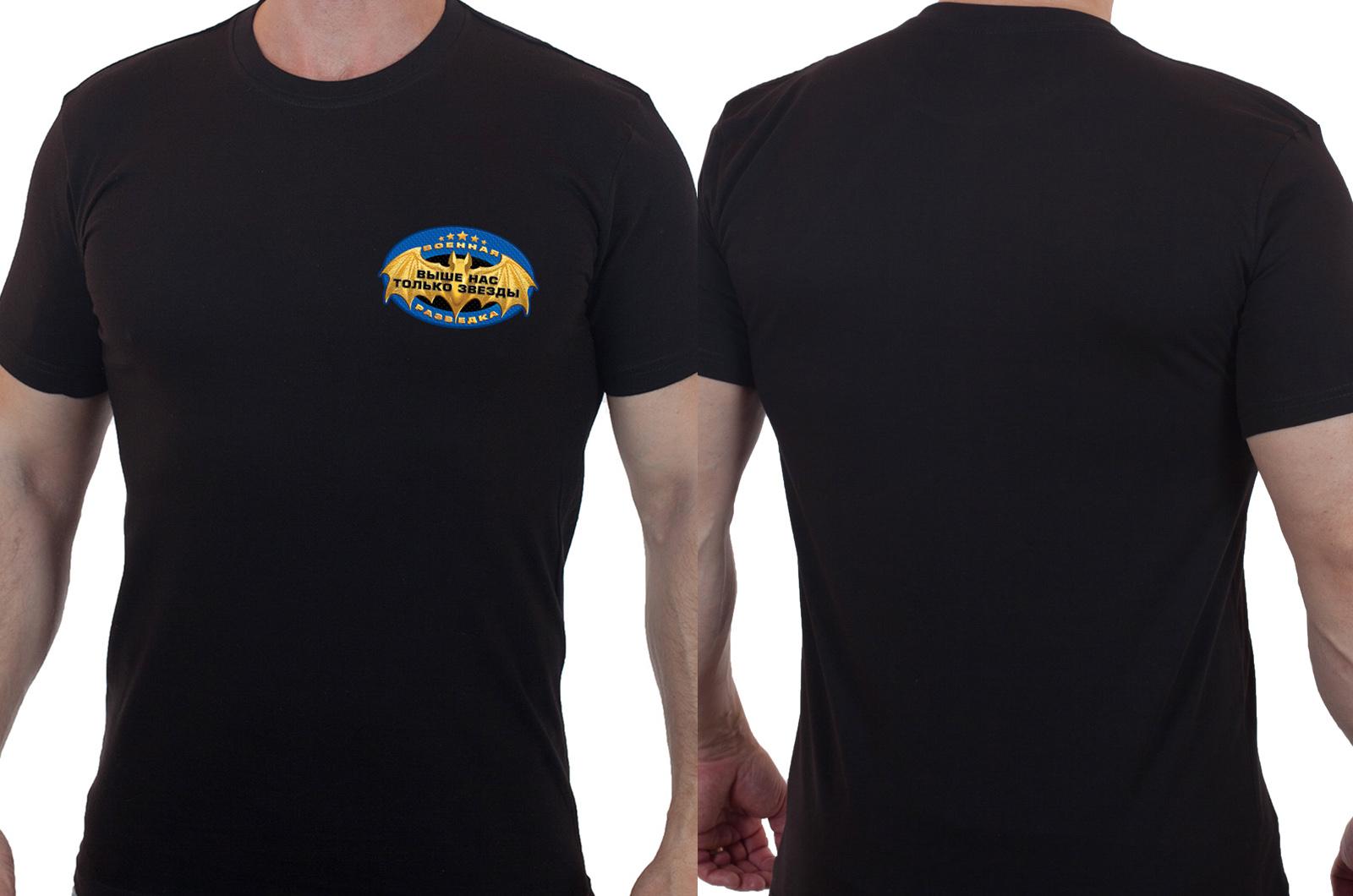 Элитная футболка для военного разведчика.