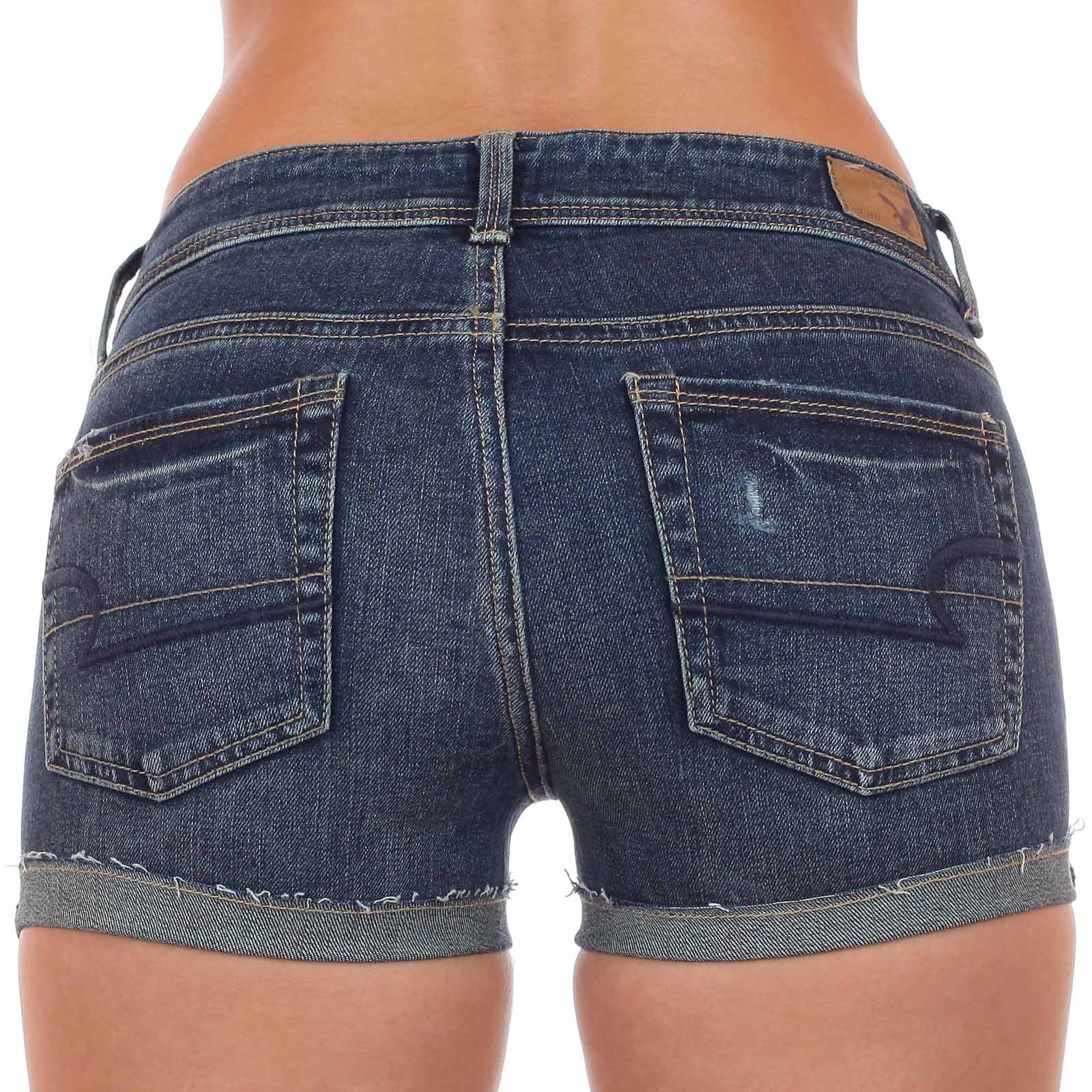 Элитные джинсовые шорты от American Eagle®. Стань иконой стиля своего города!