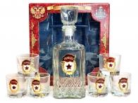 Элитный набор для крепких напитков Назад в СССР