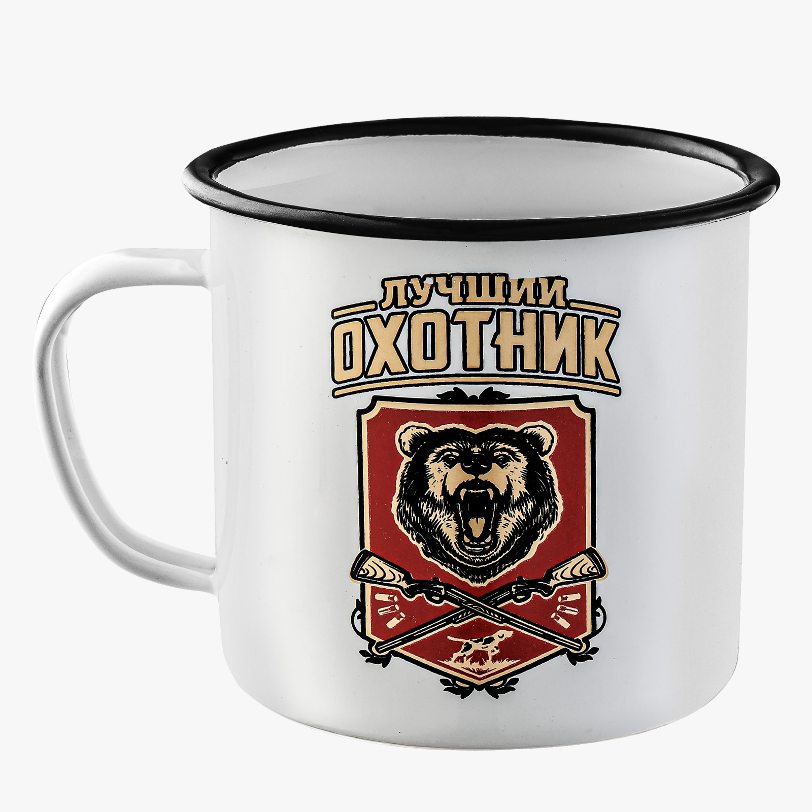 Сувенирная чашка охотника