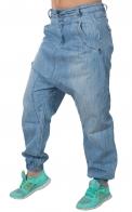 Эпатажные хулиганистые джинсы афгани