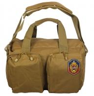 Эргономичная армейская сумка-рюкзак с нашивкой УГРО