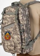 Эргономичный камуфляжный рюкзак с нашивкой УГРО