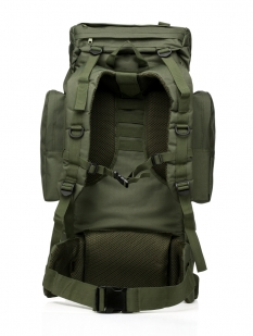 Эргономичный каркасный рюкзак с нашивкой ДПС - купить по низкой цене
