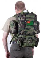 Эргономичный милитари рюкзак с военной нашивкой Погранвойск СССР