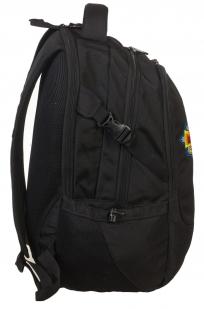 Эргономичный надежный рюкзак с нашивкой Полиция России - купить онлайн