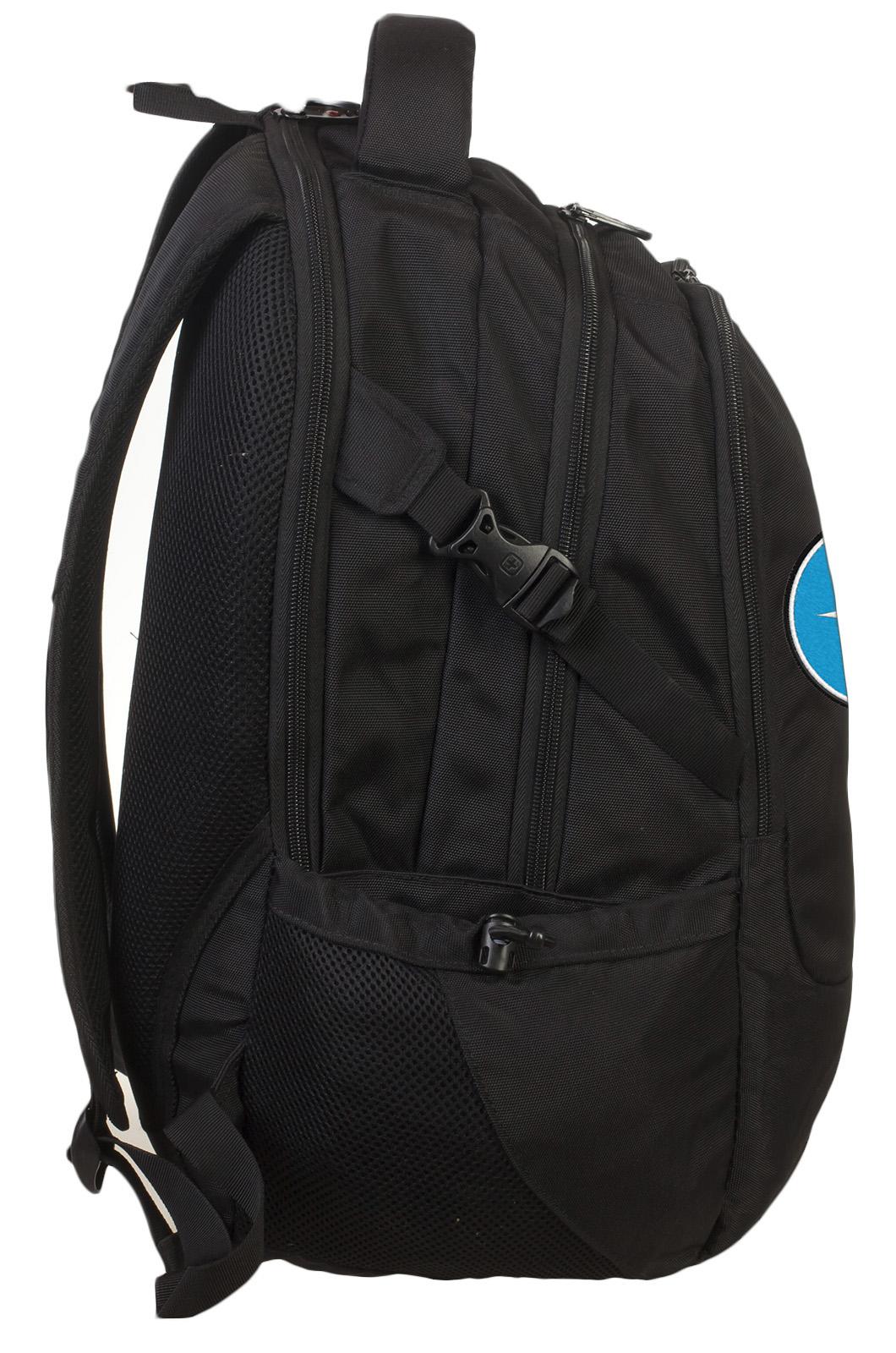 Эргономичный стильный рюкзак с нашивкой МЧС - купить онлайн