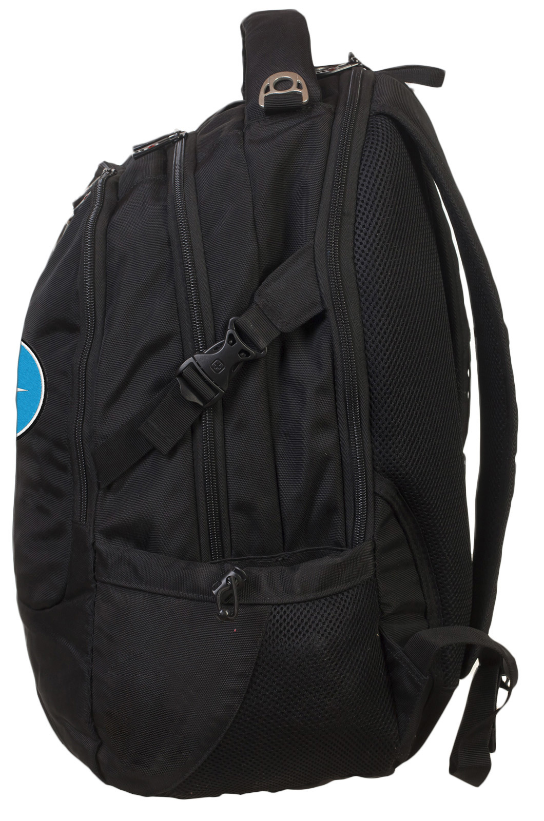 Эргономичный стильный рюкзак с нашивкой МЧС - купить выгодно