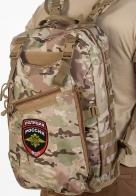 Эргономичный тактический рюкзак с нашивкой Полиция России